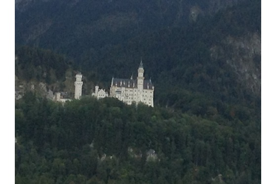aka Disney Castle
