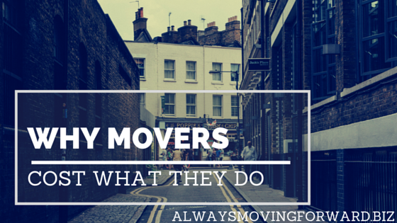 why movers cost what they do