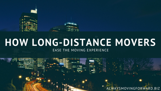 long distance professional movers