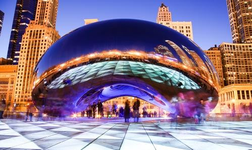 chicago illinois, always moving forward movers