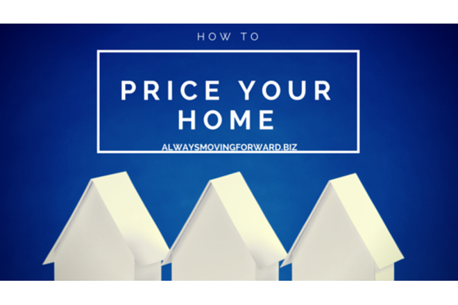 how to price your home for moving