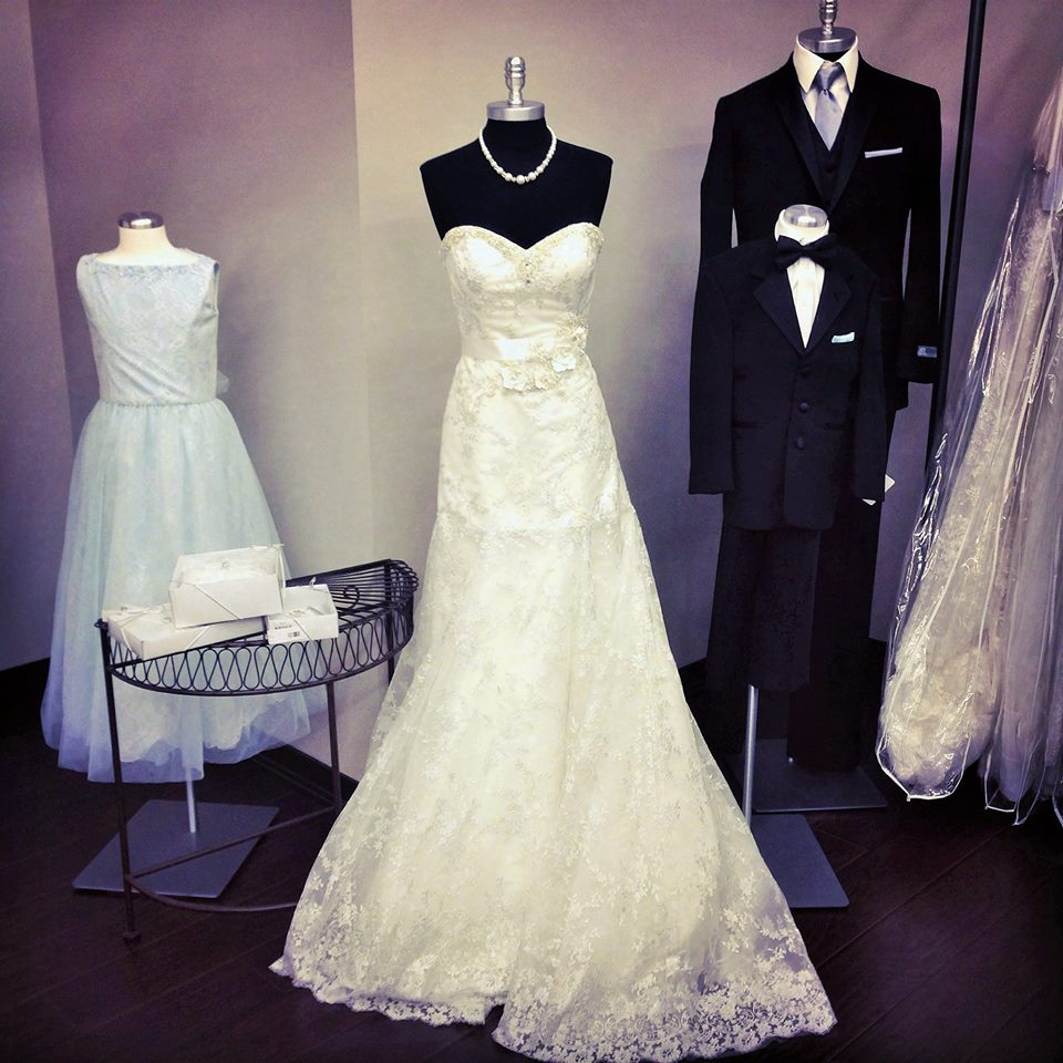 Wedding Dress, Tux, New Ulm, Mankato, Bridal Gown