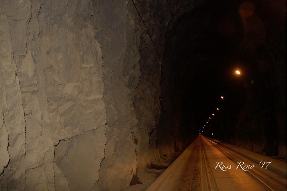 Whittier Tunnel