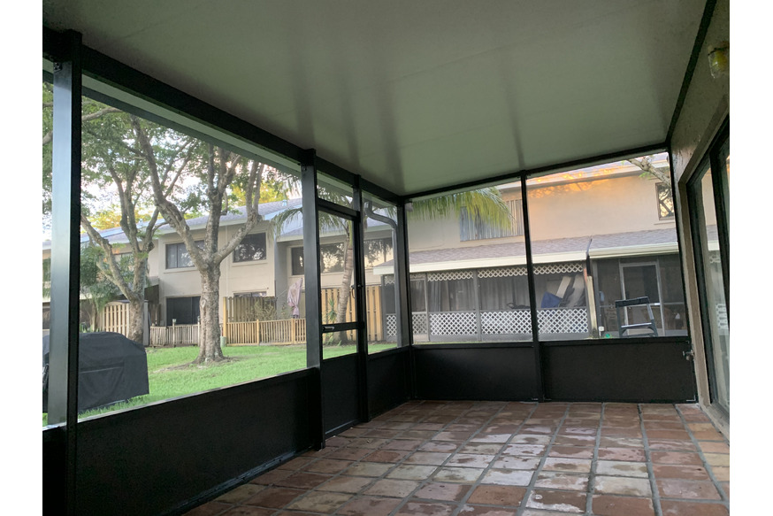 Patio Cover/Screen Enclosure