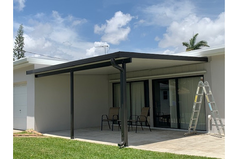 Insulated Roof/Patio Cover