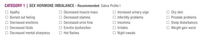 Do I Have Hormone Imbalance Men