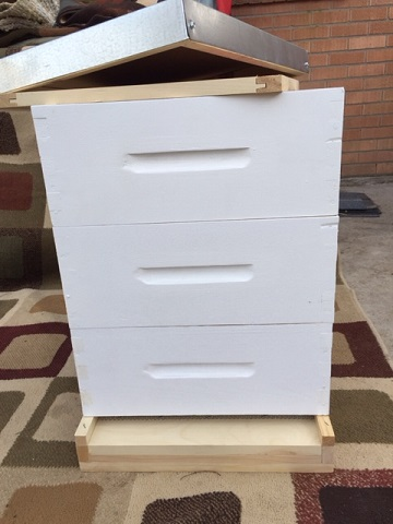 Garden Hive (Lighter Hive/Mediums Only)