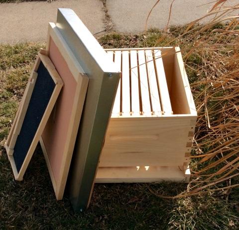 Spring Single Hive Kit