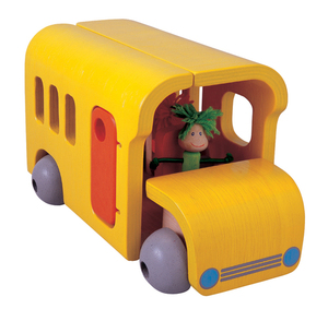 Plan Toys Activity Bus