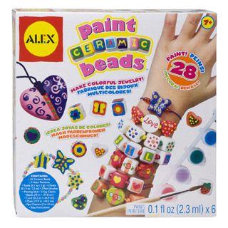 Paint Ceramic Beads