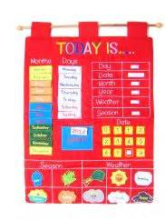 Today Is. . .Wall Chart