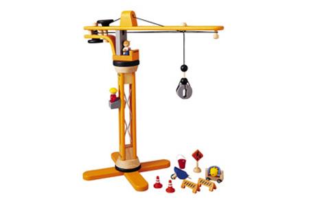 Plan Toys Crane