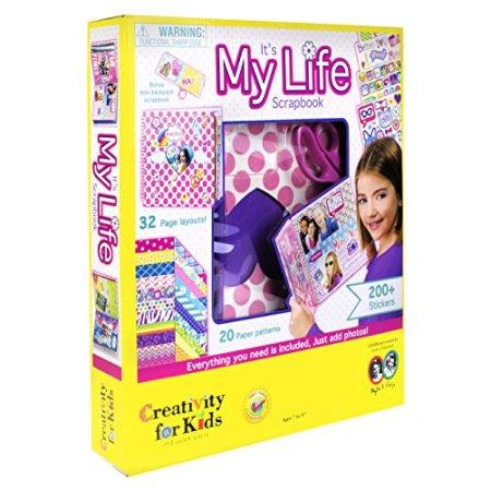 It's My Life Scrapbook