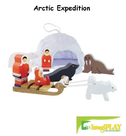 Arctic Expedition Playset