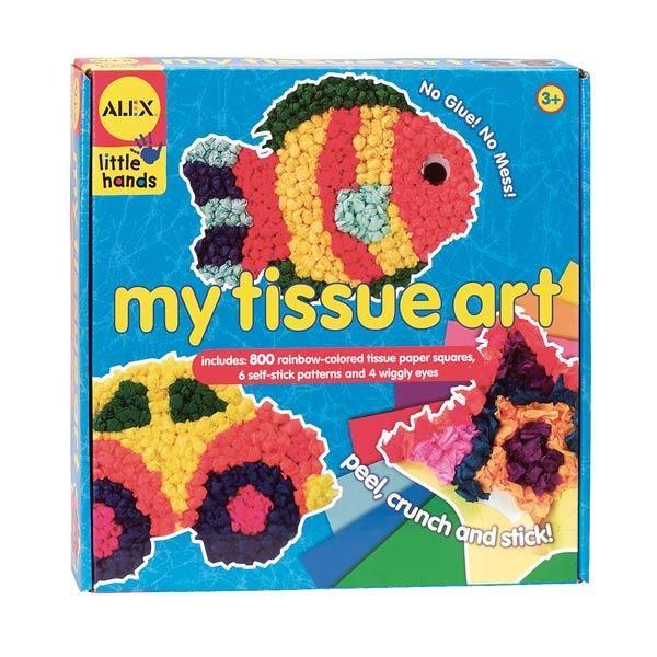My Tissue Art