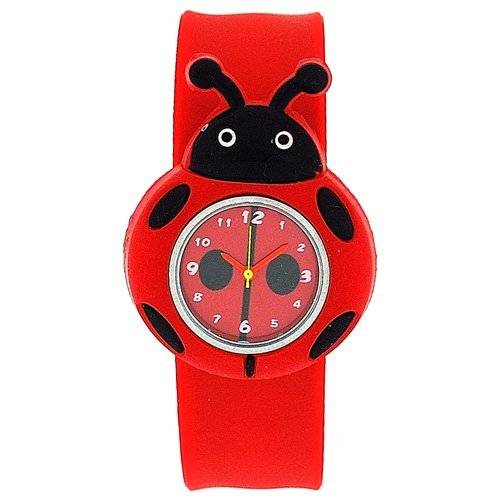 Ladybug Slap Watch with Bug Box