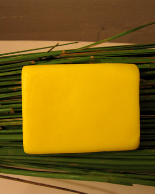 Lemon Body Bar