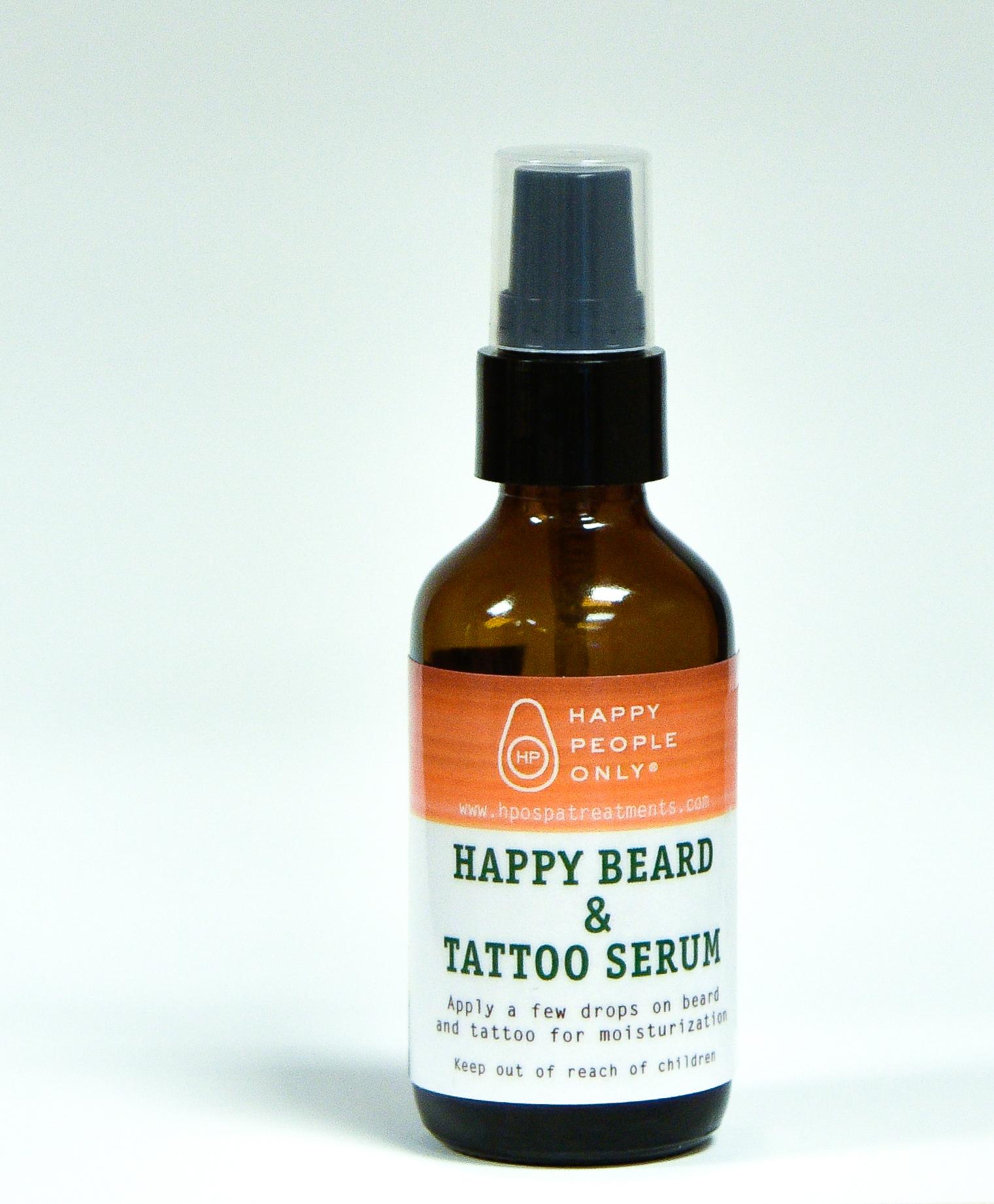 Happy Beard & Tattoo Serum