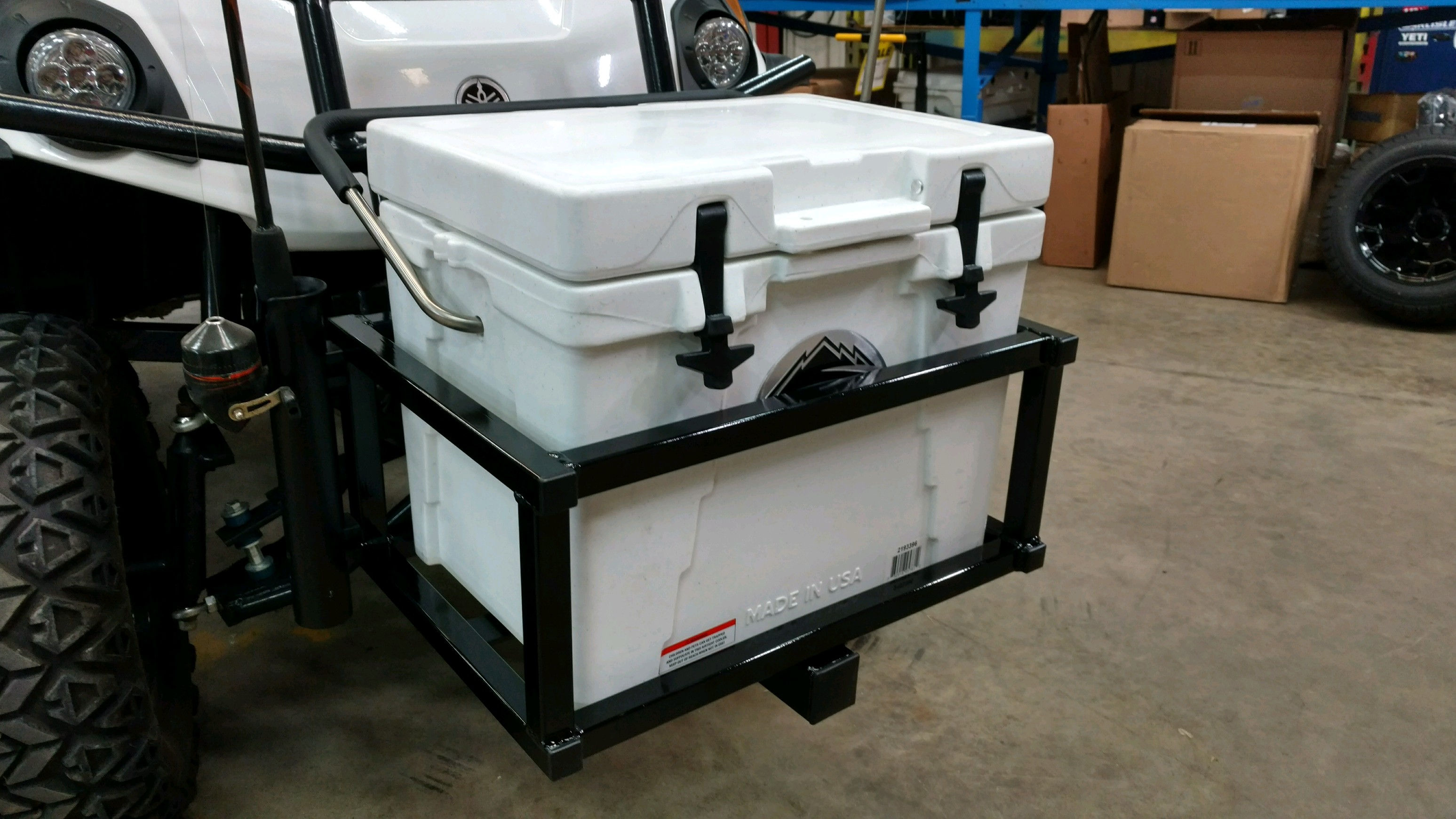 Sub Z Hard Chest (23 qt) Cooler Carrier
