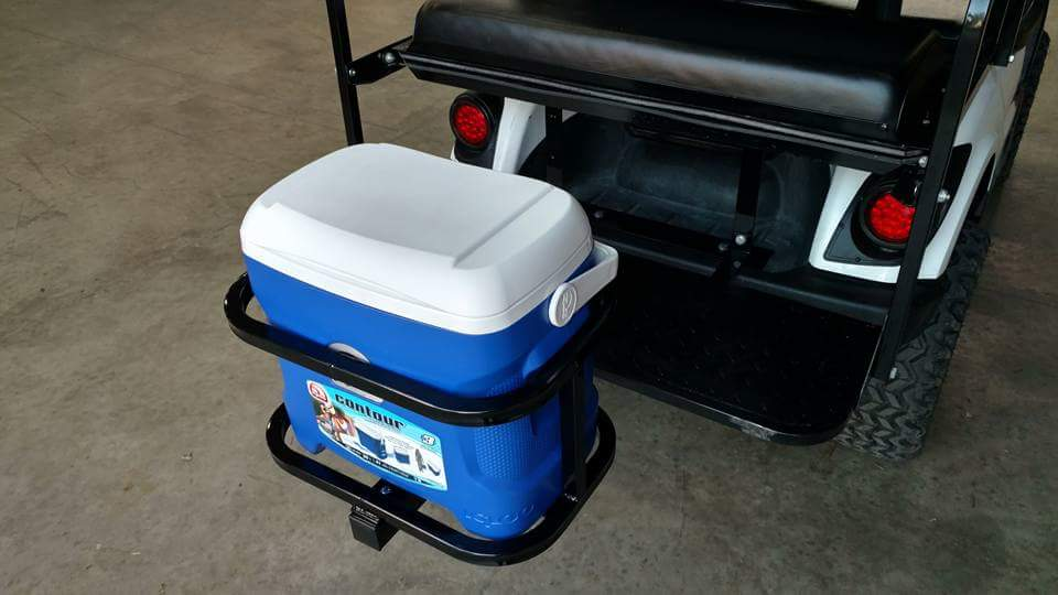 Hitch Cooler Carrier