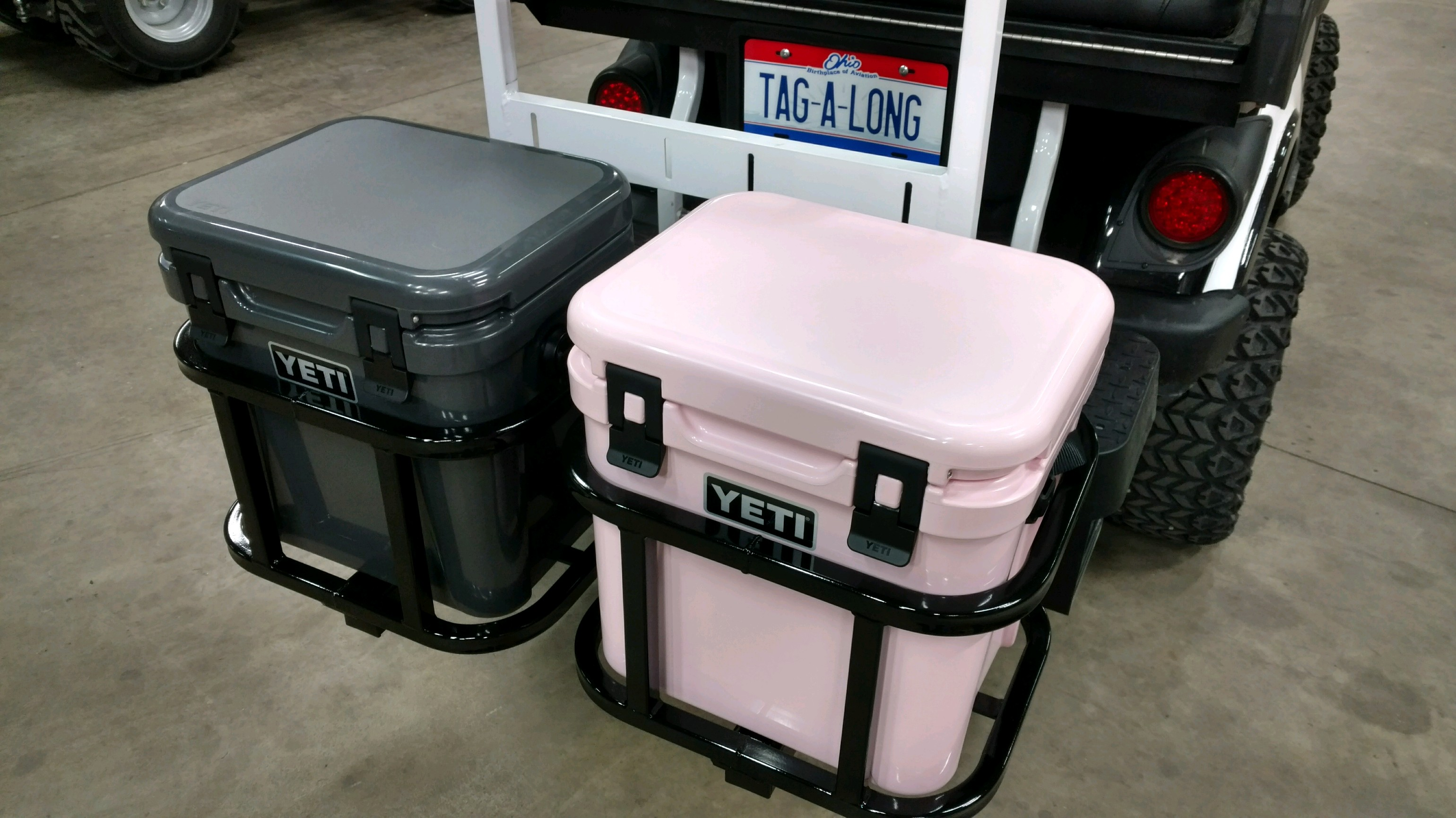 Yeti 24 Double His & Her's Cooler Carrier