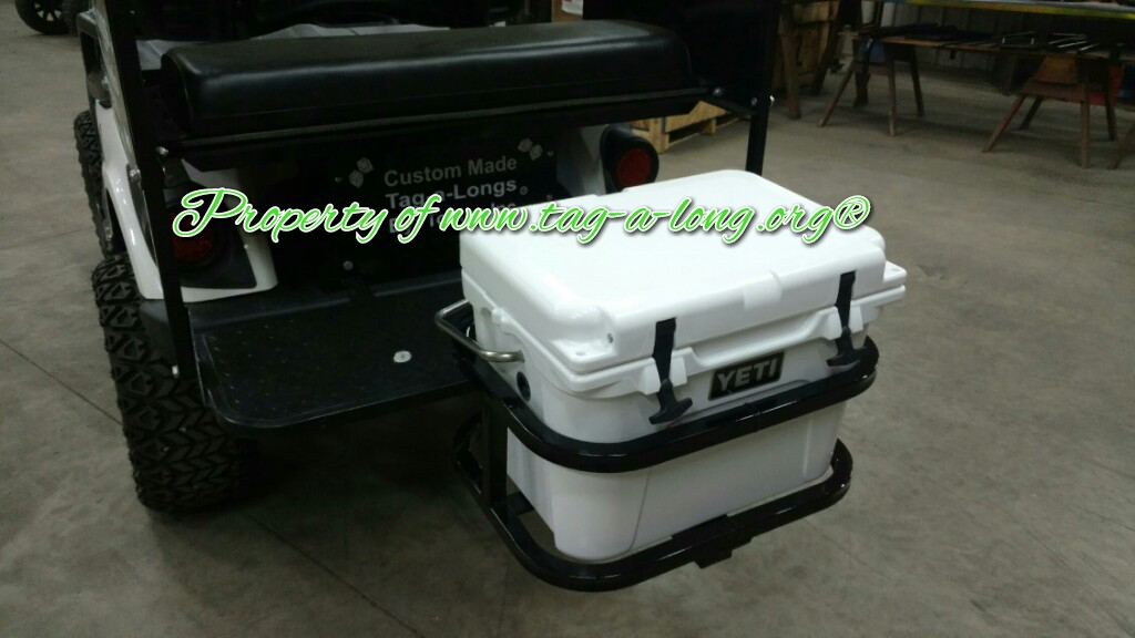 Yeti Roadie 20 Hitch Cooler Carrier