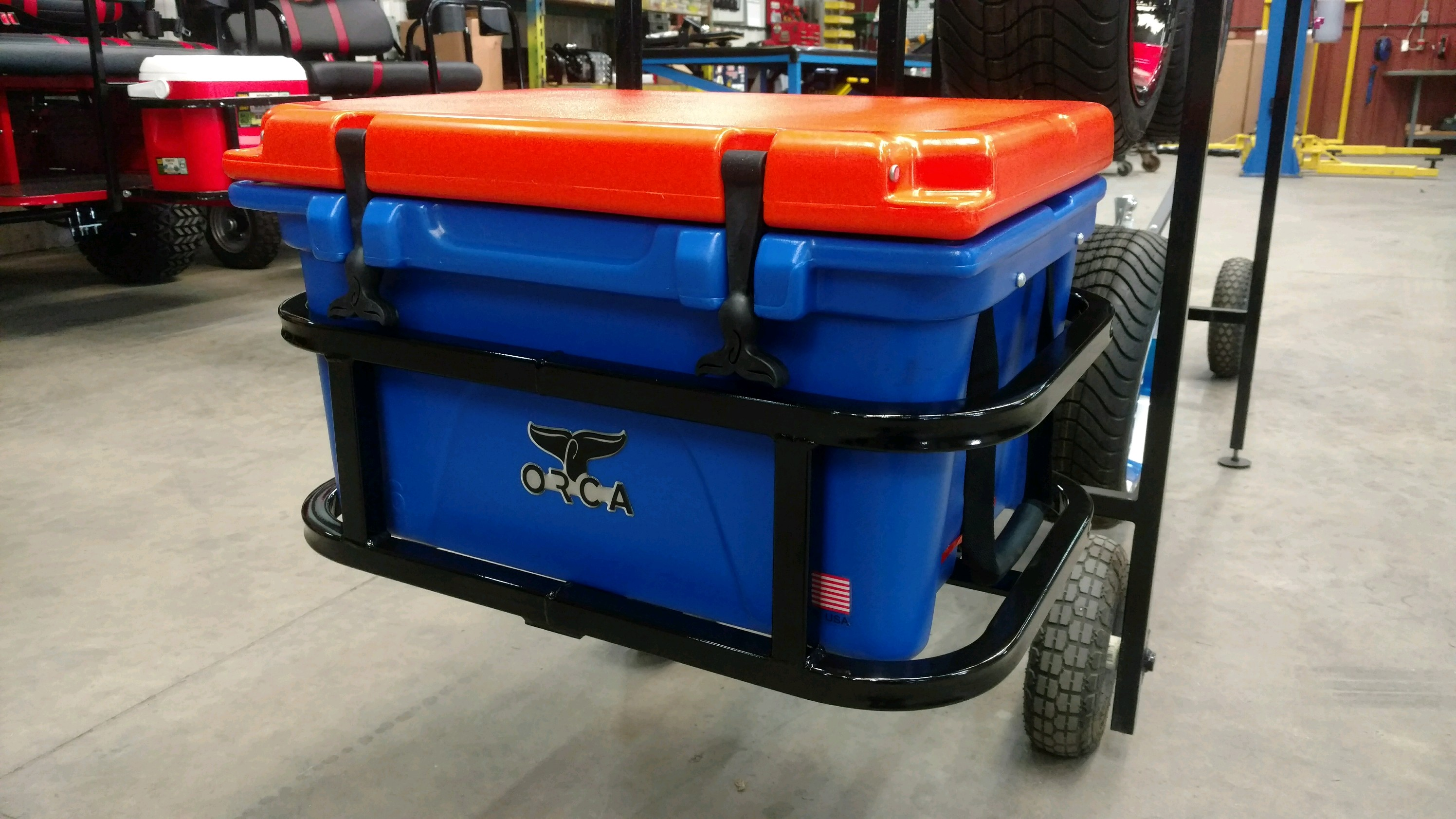 ORCA 26 Cooler Carrier