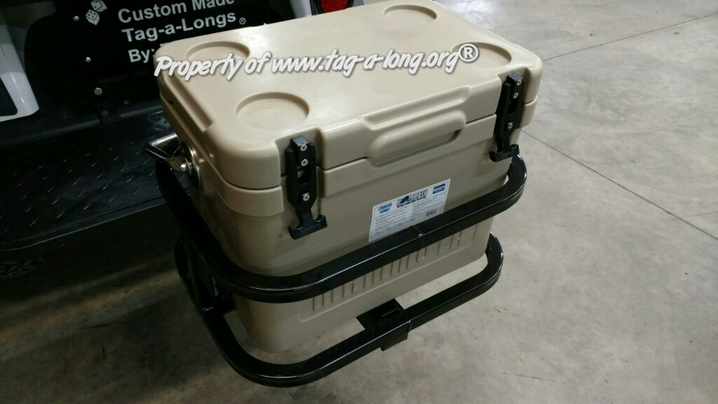 Mamooth Hitch Cooler Carrier