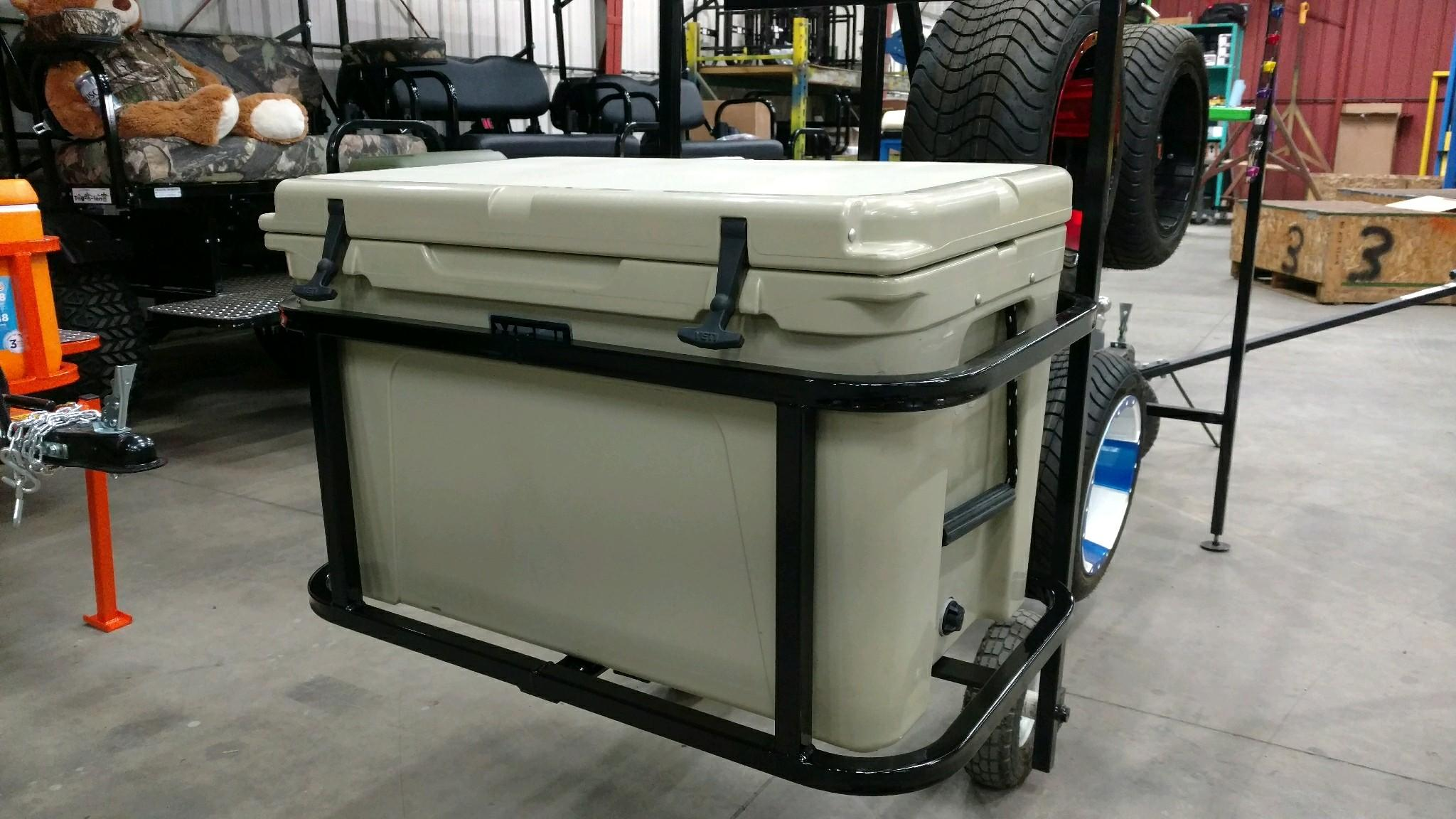 Yeti Tundra 105 Hitch Cooler Carrier