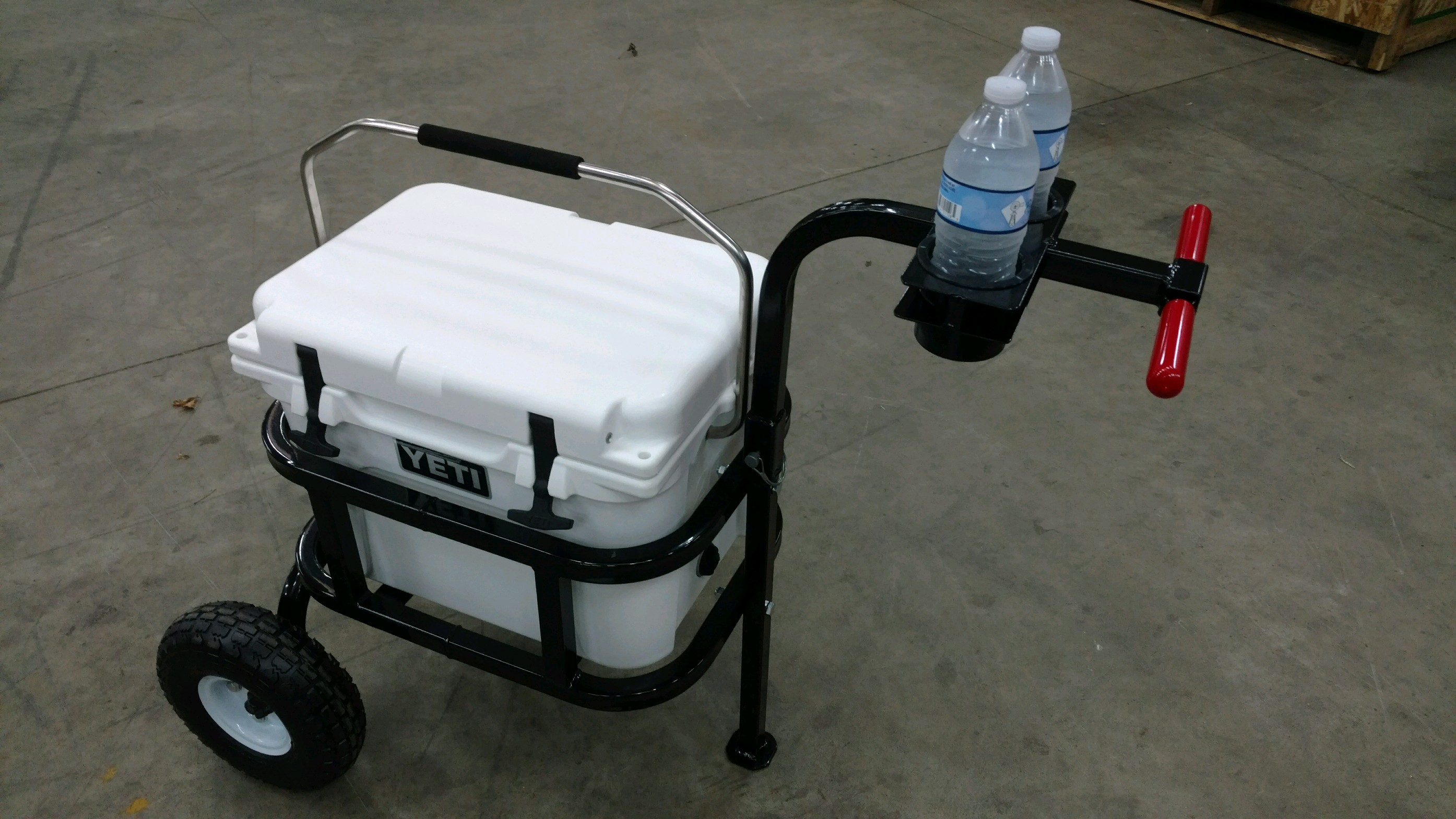 RTIC 20/Grizzly 20/Ozark 26 cooler cart
