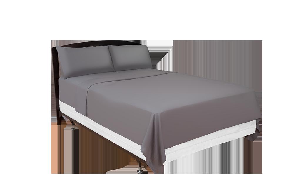 SlumberShield® Home. Brushed fiber Sheet Set