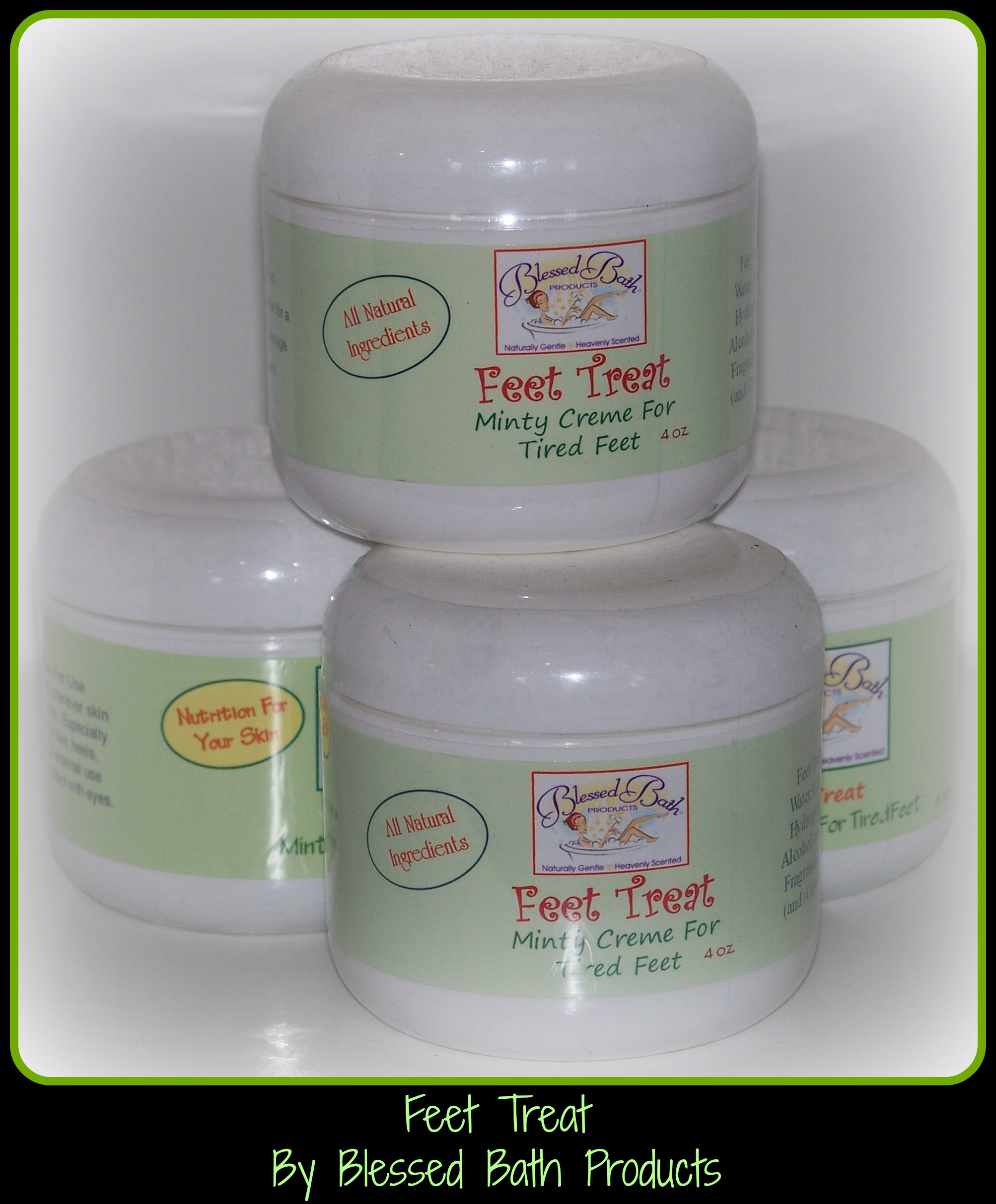 Feet Treat Salvation Sugar Scrub