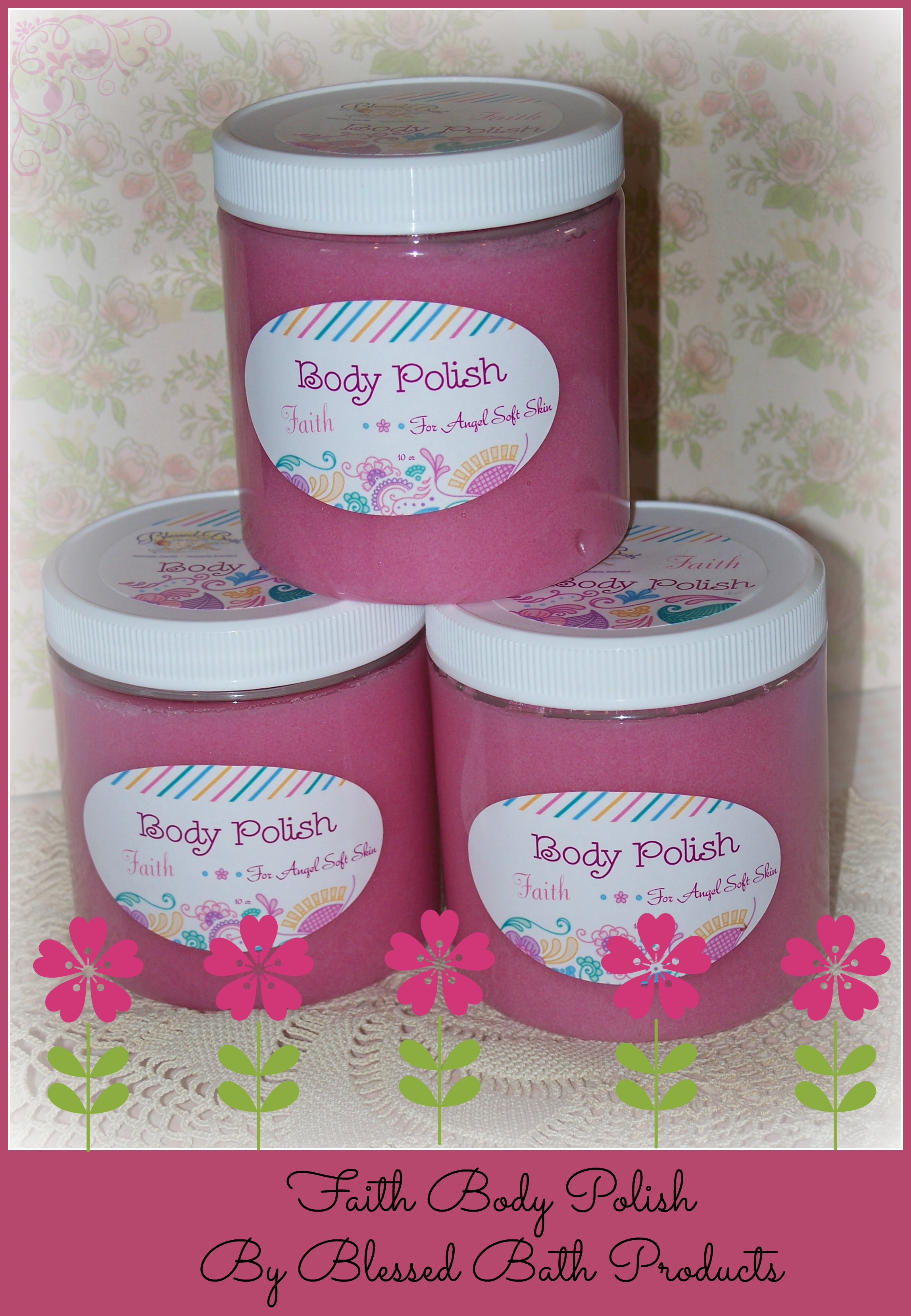 Faith Body Polish