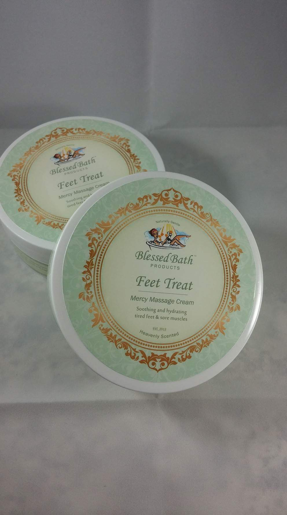 Feet Treat Mercy Massage Cream