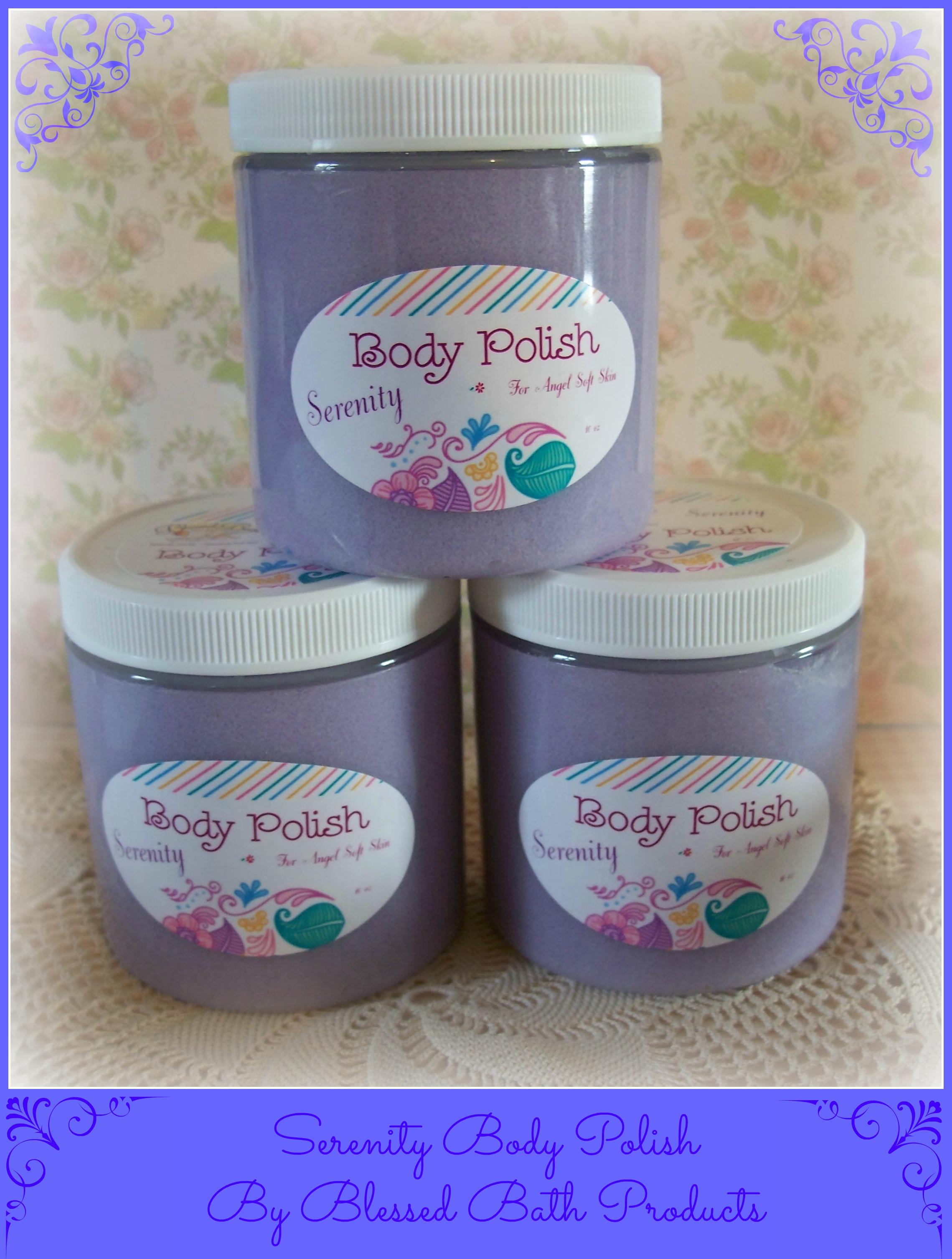 Serenity Body Polish
