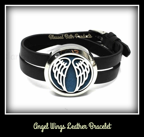 Angel Wings Diffuser Bracelet