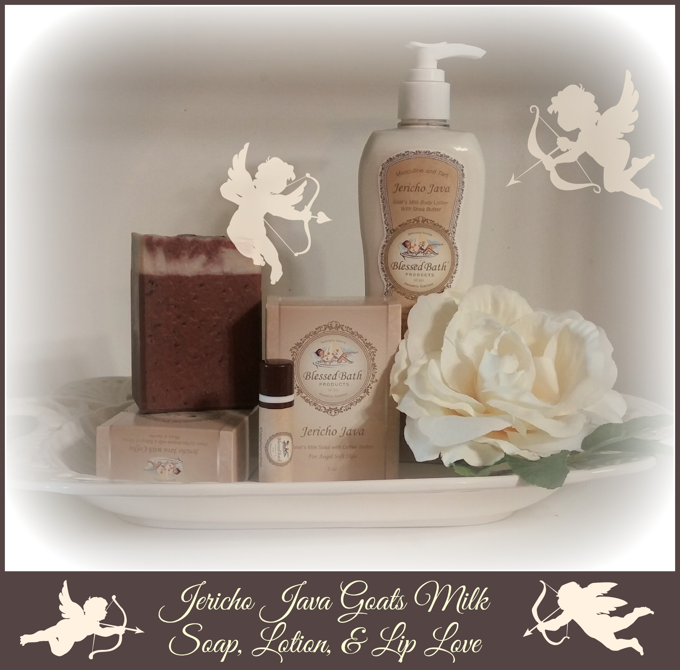 Jericho Java Goats Milk Soap