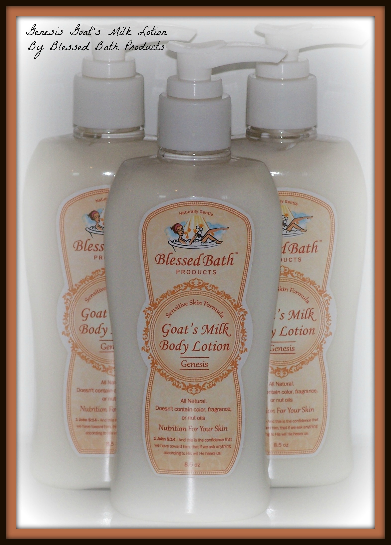 Genesis Goats Milk Lotion