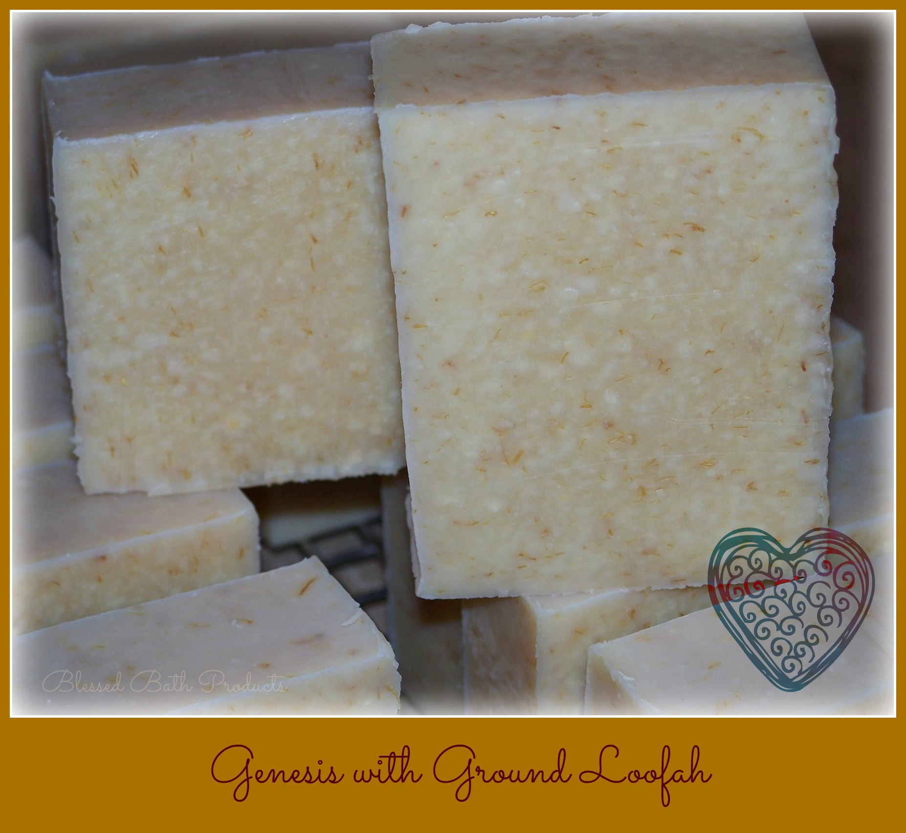 Genesis Goats Milk Soap
