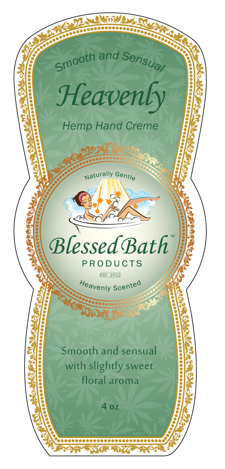 Heavenly Hemp Body Lotion