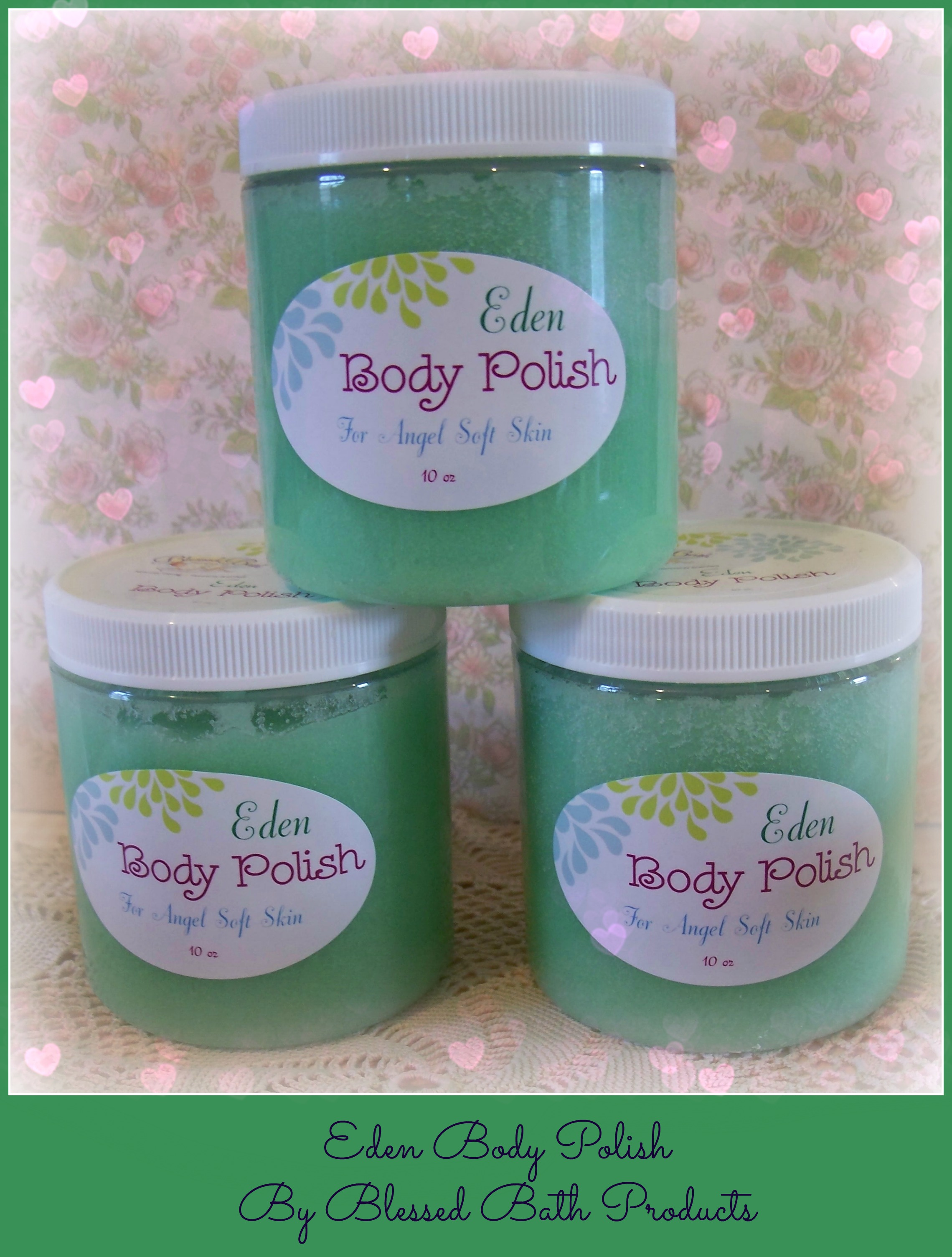 Eden Body Polish