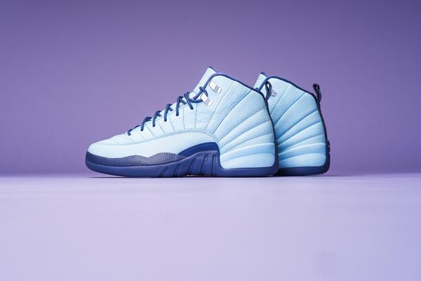 "JORDAN 12 RETRO "" BLUE PURPLE DUSK"""