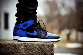 JORDAN RETRO 1 ROYAL BLUE