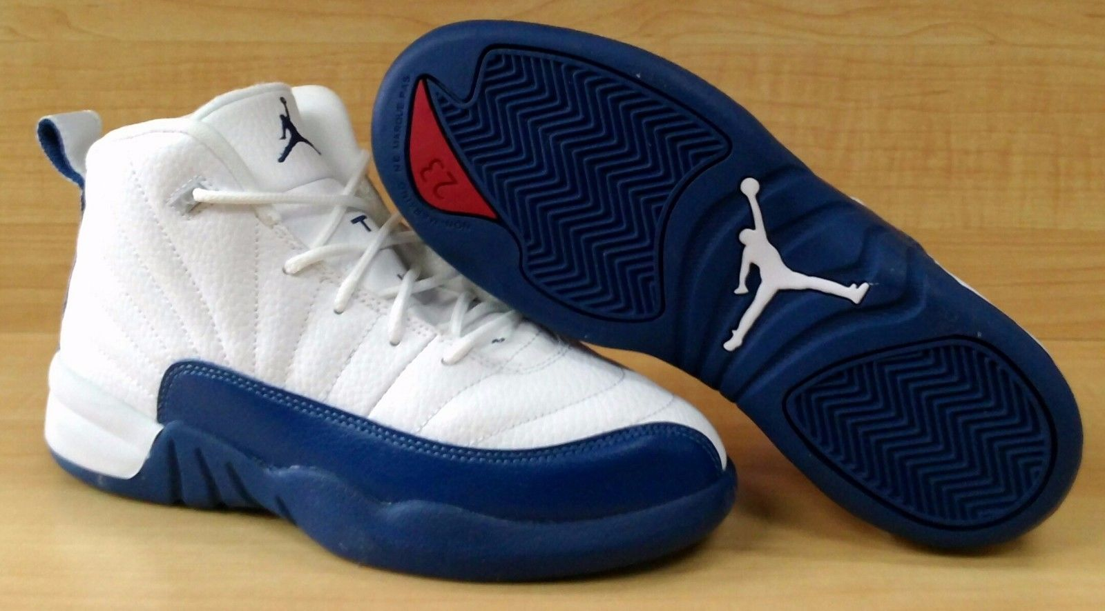 "JORDAN RETRO 12 "" FRENCH BLUE"""