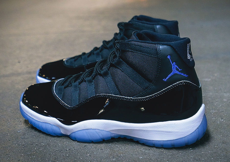 JORDAN 11 RETRO SPACE JAMS 2016