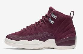 "JORDAN 12 RETRO ""BORDEAUX"