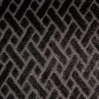 Brad-Stone - Basket Weave - Charcoal