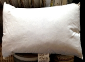 "PF1420 - 14"" x 20"" Hypo-Allergenic Feathered Down Pillow Insert"