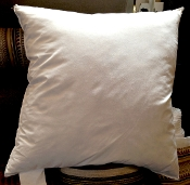 "PF2020 - 20"" x 20"" Hypo-Allergenic Feathered Down Pillow Insert"