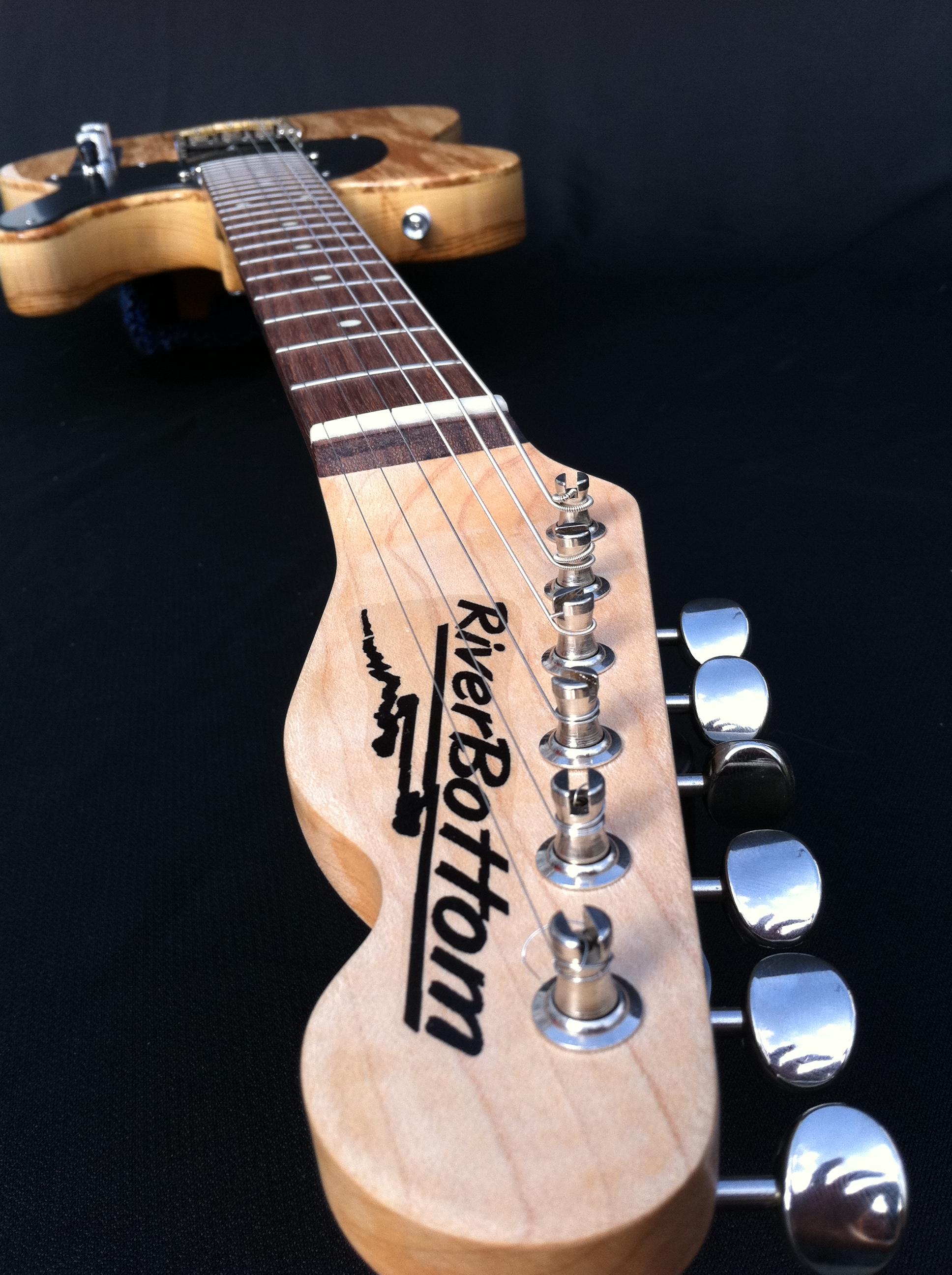 Option #2 Rosewood fingerboard/Maple neck